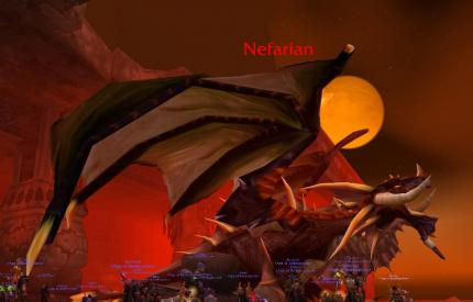 Nefarian in World of Warcraft