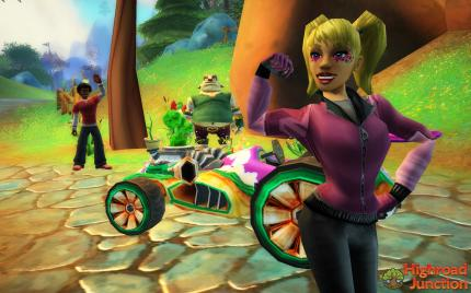 "Free Realms: ""Speedway Thunder""-Update kommt bald"