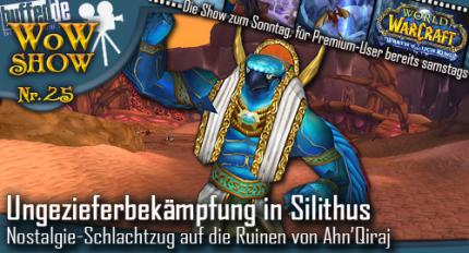 Die WoW-Show Folge 25