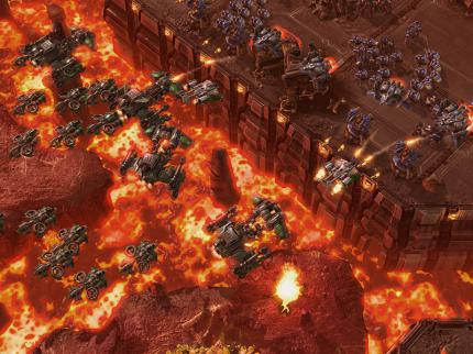 Starcraft 2: Wings of Liberty erst 2010