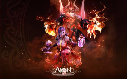 Aion: Neue Wallpaper zum Download