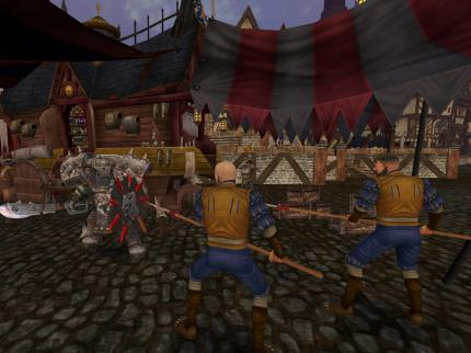 Warhammer Online: Mac-Version im Anmarsch