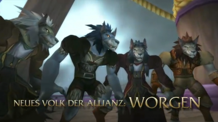 WoW: Cataclysm - Beta - Worgen: Startgebiet angespielt