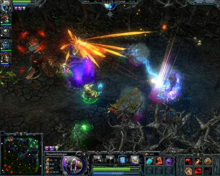 Heroes of Newerth: Konkurrenz für Defense of the Ancients