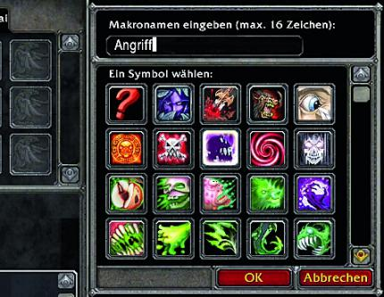 WoW-Guide: Makro-Guide, Teil 1