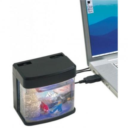 Das USB-Aquarium (Quelle: Amazon.de)