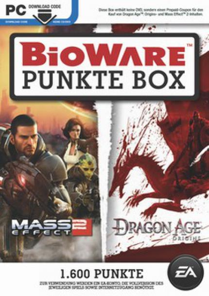 Dragon Age: BioWare Punkte Box angekündigt