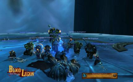 Lichking (10) World First