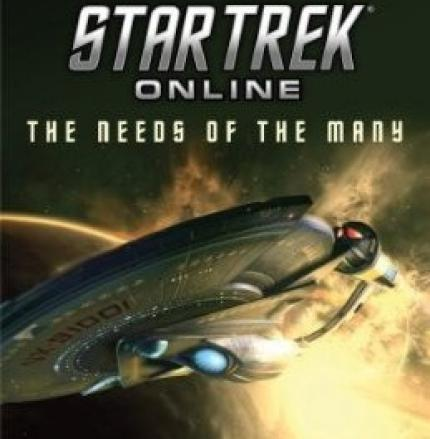 "Star Trek Online: ""The Needs of the many""-Roman vorbestellbar"