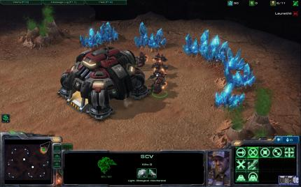 CeBit 2010: Starcraft 2 Beta spielen und Global Finals der ESL Intel Extreme Masters