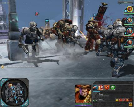 Warhammer 40K: Dawn of War 2 - Chaos Rising im Angebuffed-Video