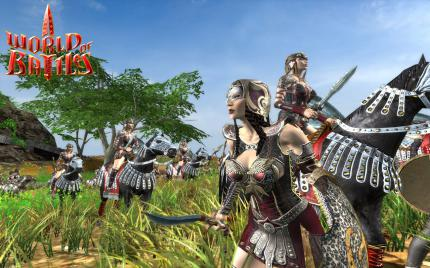 World of Battles: Launch-Trailer zum kostenlosen MMO