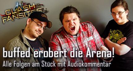 For the Win: Der Audio-Kommentar - UPDATE: Clash of the Fansites - die Krone geht an buffed.de!