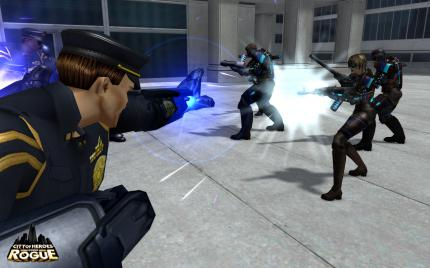 City of Heroes: Going Rogue erscheint am 17. August 2010