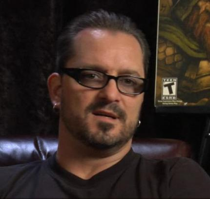 Christopher Vincent Metzen (Vice President of Creative Development)