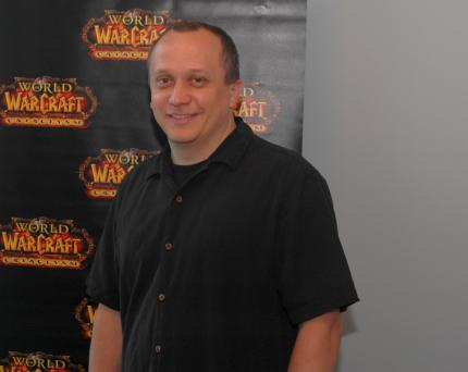 Greg 'Ghostcrawler' Street (Lead Systems Designer World of Warcraft)