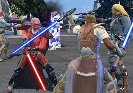Star Wars: The Old Republic - Interview  +++ Update Teil 2: Gigantische Mehrspielerinhalte, epische Questreihen, Endgame-Content und Jedi/Sith-Dominanz