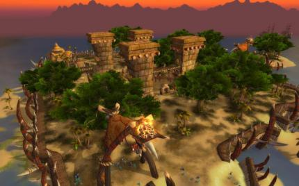 WoW Cataclysm Beta: Screenshots und Video aus Durotar