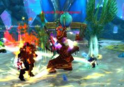 WoW Cataclysm Beta: Thron der Gezeiten