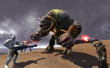 Star Wars - The Old Republic: Beta-Spieltest hat offiziell begonnen!