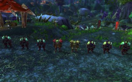 WoW Cataclysm Beta: Die Horde zieht ein ins Eschental - Screenshots und Video!