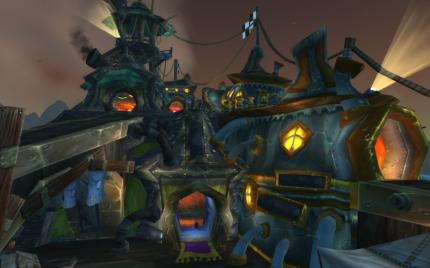 WoW Cataclysm Beta: Screenshots und Video zu Tausend Nadeln