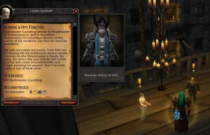 Scholomance in WoW: Cataclysm
