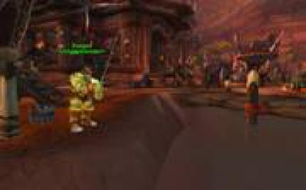 WoW: Cataclysm - Beta - Daily Quest: Angeln