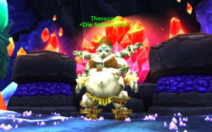 WoW: Cataclysm - Beta - Daily Quest: Therazane