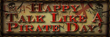 "EverQuest 2: Happy ""Talk like a pirate day""!"
