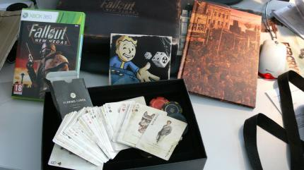 Fallout New Vegas: Die Collector's Edition im Video ausgepackt