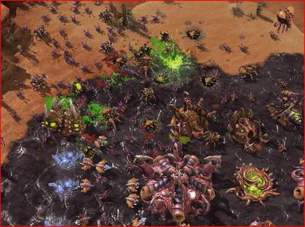 StarCraft 2: Heart of the Swarm in frühestens 18 Monaten