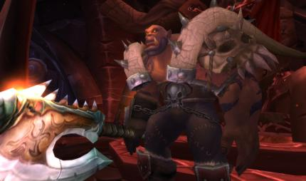 WoW: Garrosh im neuen Cataclysm-Look
