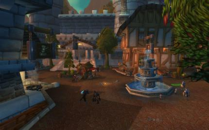 WoW: Cataclysm - Beta - Zonen - Sturmwind