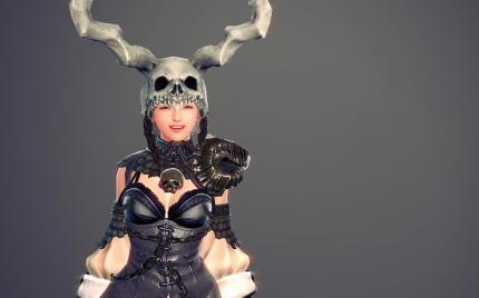 Vindictus: Evie, die Zauberin im Video