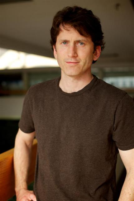 Todd Howard ist Producer von The Elder Scrolls 5: Skyrim.