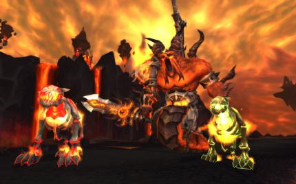 WoW Patch 4.2: Feuerlande-Boss Shannox