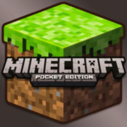 Minecraft Pocket Edition Logo