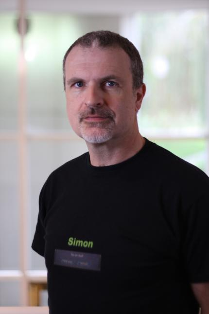 Simon Ffinch, Senior Design Director bei Trion Worlds