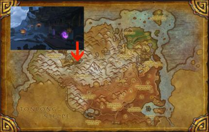 WoW: Mists of Pandaria - Shado-Pan-Kloster