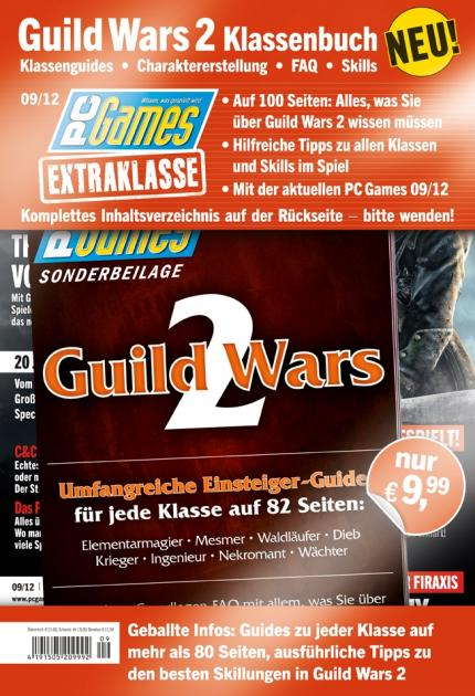 Ab 29.8. am Kiosk: die PC Games Extraklasse 9/12