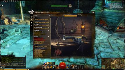 Guild Wars 2 Crafting Guide Rüstungsschmied
