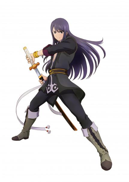 Yuri Lowell: Der Held aus Tales of Vesperia.