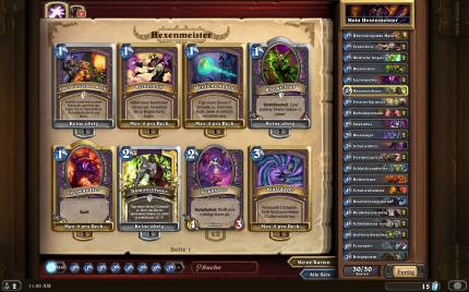 Hearthstone: Heroes of Warcraft vs. Magic: The Gathering