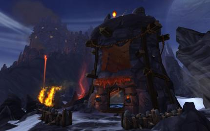 WoW: Warlords of Draenor - Frostfeuergrat
