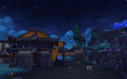 WoW: Warlords of Draenor - Schattenmondtal