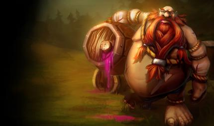 League of Legends: Gragas