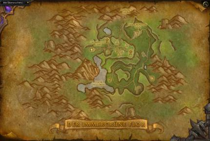 Der Immergrüne Flor in WoW: Warlords of Draenor