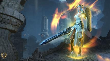Skyforge: Crucible of the Gods erscheint am 11. August. (4)