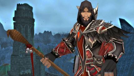 World of Warcraft Legion: Vor langer Zeit war Medivh Sargeras' Wirt und tat allerlei Böses in Azeroth. Kehrt Sargeras' Geist nun nach Karazhan zurück?